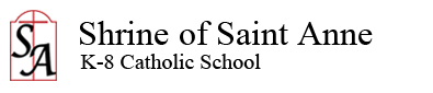 Shrine of St. Anne Catholic School